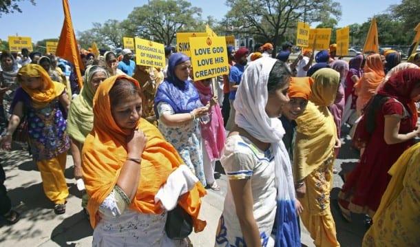 San Antonio Sikhs hold Annual Nagar Kirtan for Peace