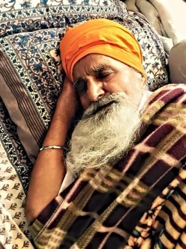 Canada's Liberal Party Issues Statement on Bapu Surat Singh