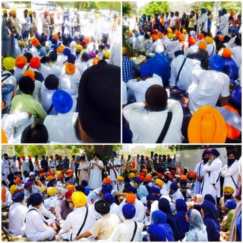 Dharam Yudh Morcha: SGPC Closes Gates of Amb Sahib as Punjab Police Arrests over 250 Sikhs