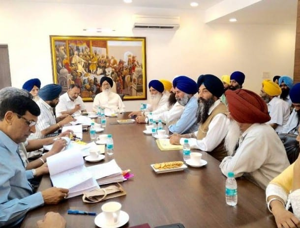 Sikh Political Prisoner Issue: Detailed Report on Meeting with Punjab Chief Minister