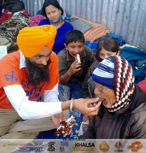 Nepal Relief: International Sikh Organizations Expand Operations