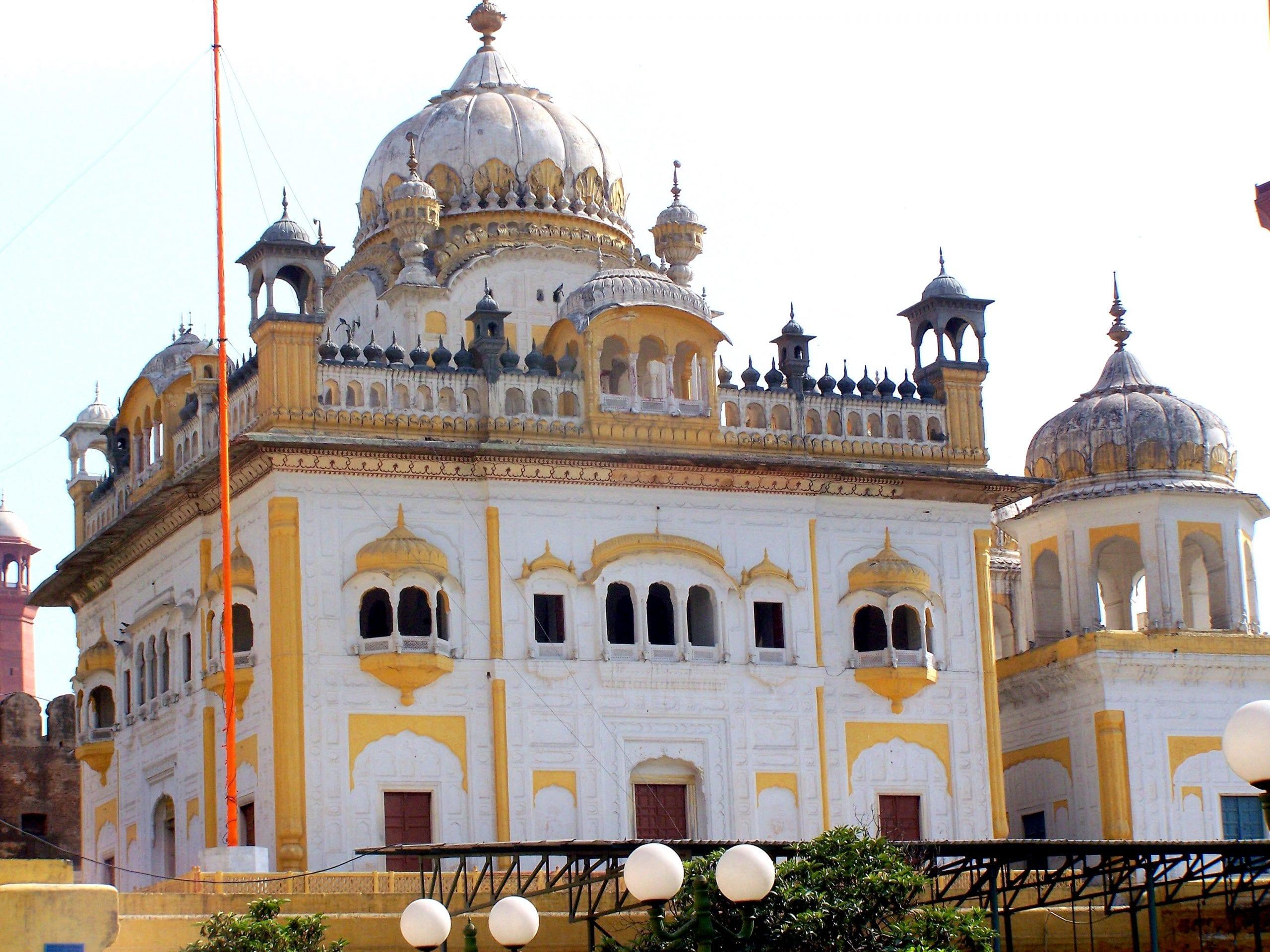 Kar sewa of Gurdwara Dehra Sahib Lahore to Start on June ...