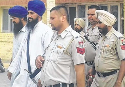 BREAKING: 14 Singhs Including Bhai Khosa Arrested in Pathankot for Protesting Against Gurdwara Demolition