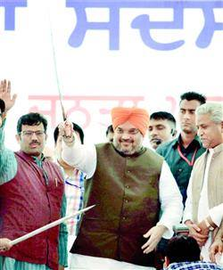 Excluve: BJP Chief Hints at Contesting All 117 Seats in Punjab
