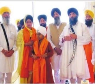 Martyrdom Day of Shaheed Bhai Kamaljit Singh Observed
