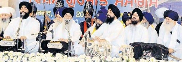 Delhi Sikh Sangat marks 300th martyrdom anniversary of Baba Banda Singh Bahadur
