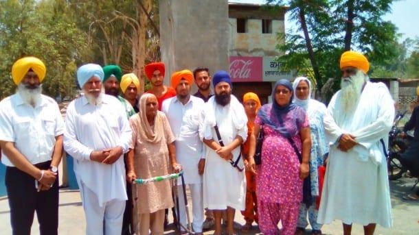 Punjab Govt Denies Bhai Gurdeep Singh Khera's old-aged parents to meet their son