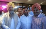 BREAKING: Senior Akali MP Meets Congress Veterans in USA