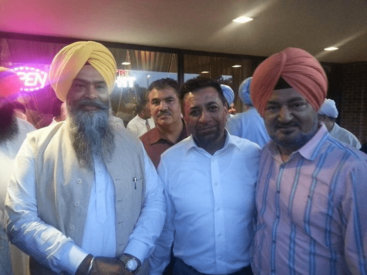 BREAKING: Senior Akali MP Meets Congress Veterans in USA