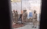 Police Enters  Bapu Surat Singh's home