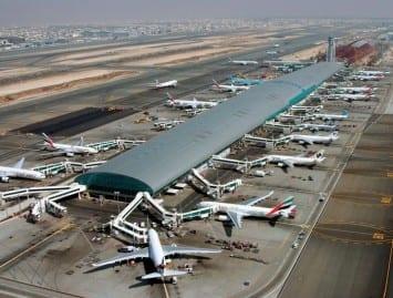 Dubai International Airport Image - arup.com