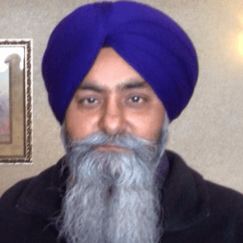 Security Tightened as S. Satwinder Singh Bhola's Bhog Services Announced To Take Place in Hassanpur