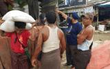 Sikh Humanitarians Distribute Aid After Myanmar Flood Crisis
