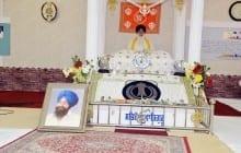Sikh Diaspora Attends Last Rites of Bhai Satwinder Singh Bhola