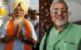 Harinder Singh Khalsa and Dr. Dharamvir Gandhi
