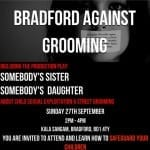 bradford against grooming event