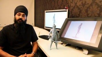 Taranjit Singh - UK based digital designer