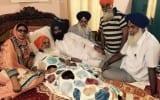EXCLUSIVE: Bapu Surat Singh Khalsa Addresses Bibi Navneet Kaur Bhullar as 'Bibi Rajni'