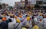Police injured in clashes with Sikhs at Bargari