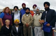 Sikhs Of Connecticut Participate in Heart Walk