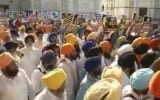 """Watch: Thousands March Against """"Sacha Sauda"""" Pardon by appointed Jathedars"""