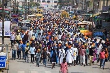 Punjab Protests