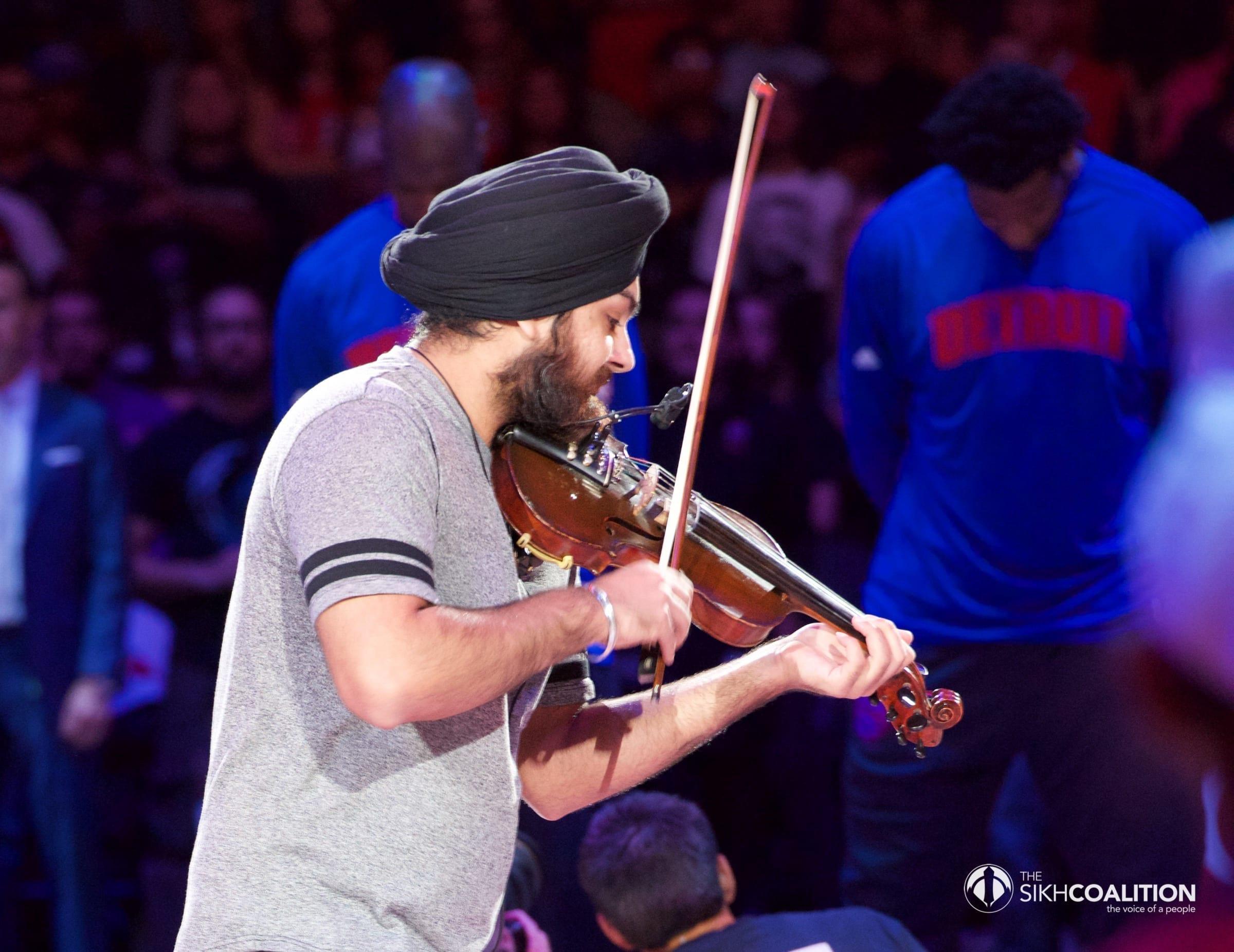 NBA Event Showcases Sikh Community