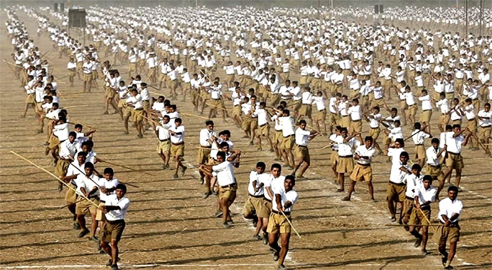 RSS Is India's Number One Terror Group Says Ex-Mumbai Top