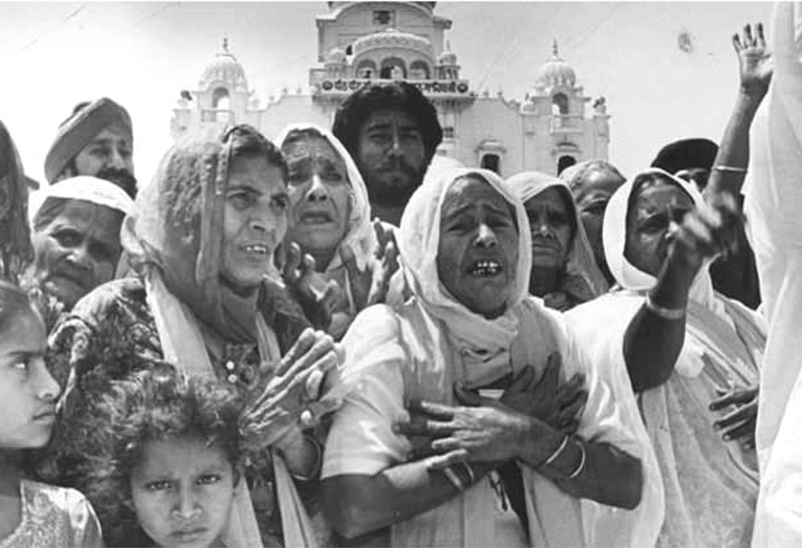 Image result for Rajiv Gandhi role in 84 massacre