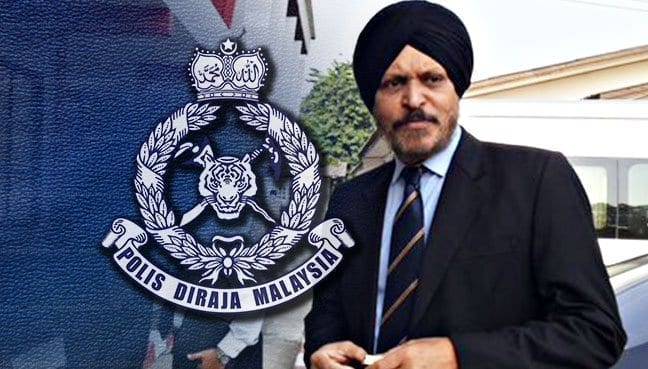 Third Generation Sikh Is Malaysian Capital Police Chief