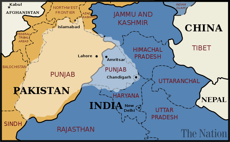 A Pakistani Writer S Thoughts On Khalistan A Sikh Nation Sikh24 Com