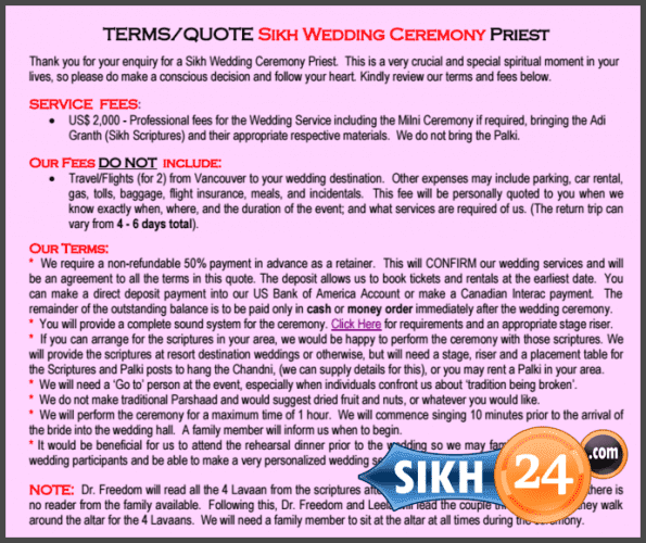 National Freedom Day Quotes Images 2016 2017 B2B Fashion. Canadian U0027Sikh  Priestu0027 Offers To Perform Interfaith Weddings In UK Sikh24.com