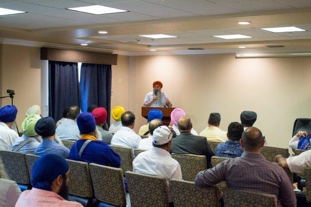 Bhajan Singh (OFMI) Speaks About Brahman Raj