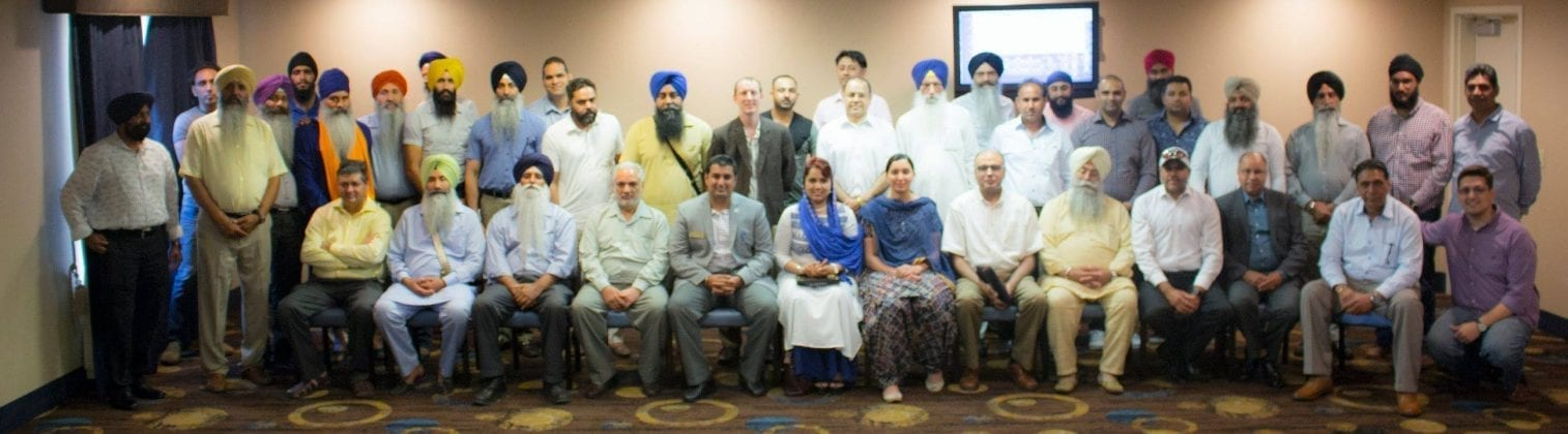 Attendees Pose With Dr. Manisha Bangar After Seminar
