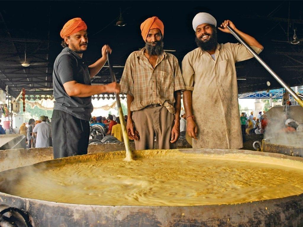 Solar Energy At Harmandar Sahib To Steam Cook Langar