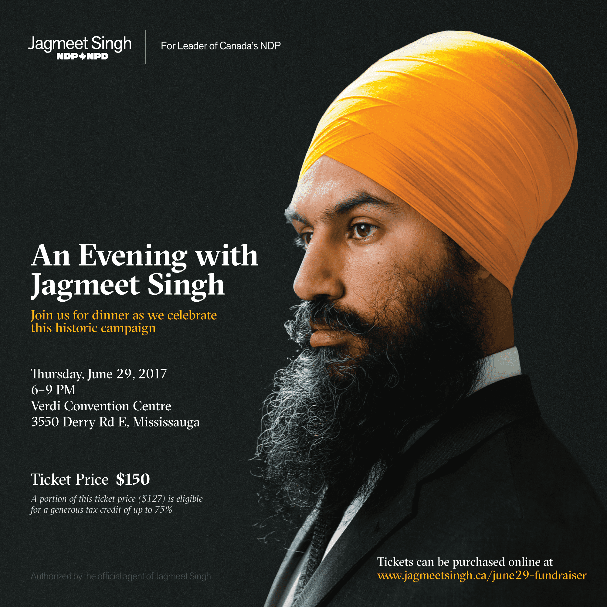 Mississauga Canada With Tremendous Momentum And Energy During His Travels Across The Country Jagmeet Singh Will Be Returning Home For Dinner And