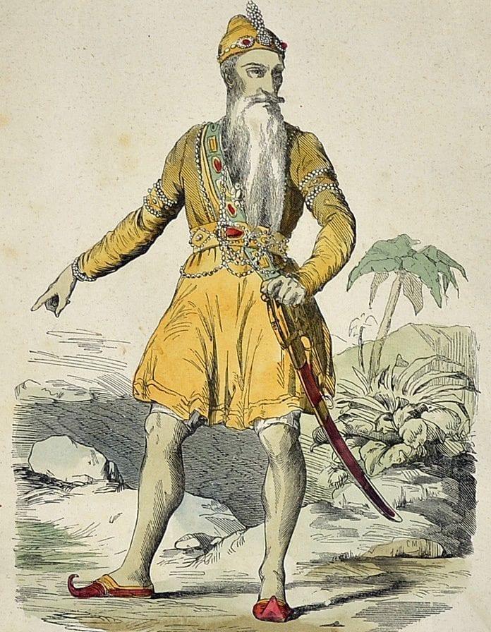 maharaja ranjit singh the sikh ruler Struggle of maharaja ranjit singh over peshawar and with sayyad  sikh martyrs and warriors | maharaja ranjit singh struggle over peshawar and sayyad ahmad bareilvi.
