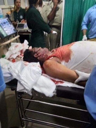 Pastor Sultan Masih Dying in Ludhiana Hospital