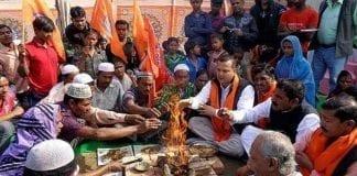Anti-Conversion Laws Allow Agra Ghar Wapsi