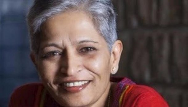 Gauri Lankesh, January 29, 1962 - September 5, 2017
