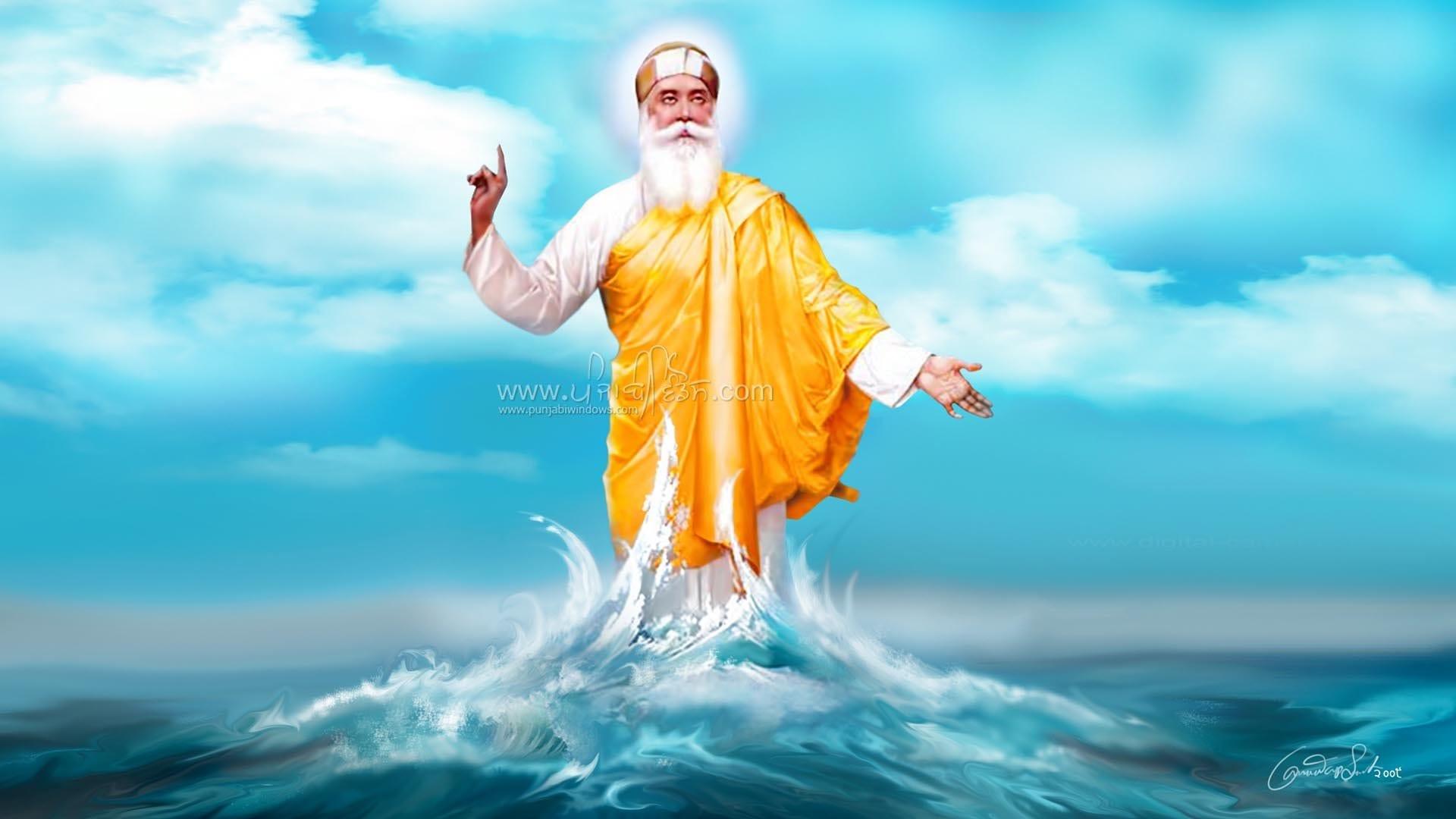 Let S Celebrate Guru Nanak Dev Ji S 550th Birthday Together Modi Appeals All Indians Sikh24 Com