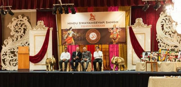 dinesh bhatia speaks at hindu swayamsevak sangh