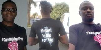 malawi gandhi statue blocked by court injunction