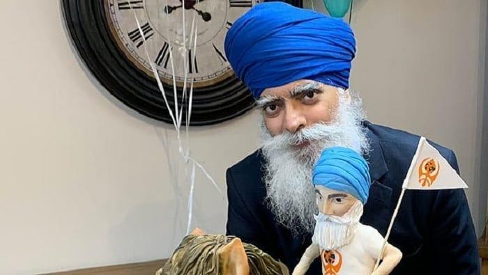 Khalsa Aid's CEO Ravi Singh faces racial attack on his turban at Vienna International Airport – Sikh24.com