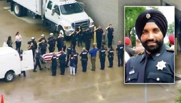 Image result for america sikh police firing