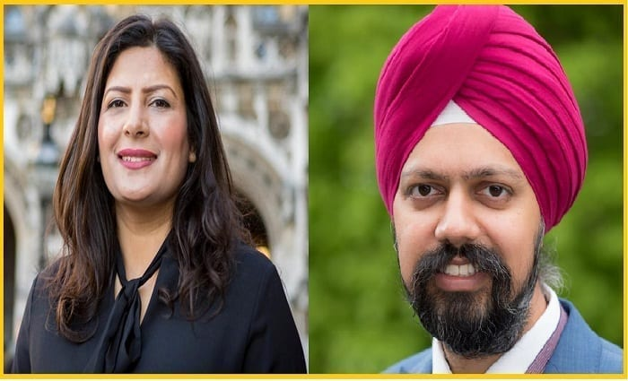 English people reelect two Sikh MPs | Sikh24.com