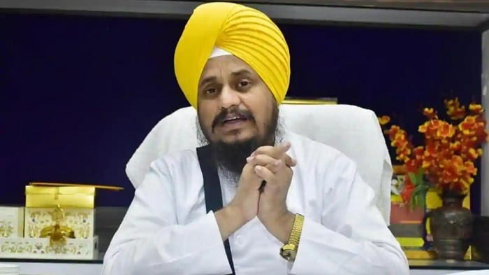 BJP government is doing same what Mughals did long ago, says Giani Harpreet Singh – Sikh24.com