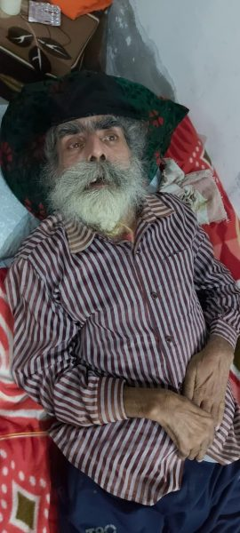 Jugraj Singh's father suffers from brain hemorrhage, leaving his 31 year son as the only breadwinner of the household.