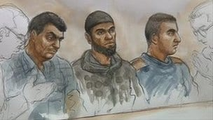 Aabidali Mubarak Ali, Rakib Iacub and Wajid Usman convicted of Child Sex Gang