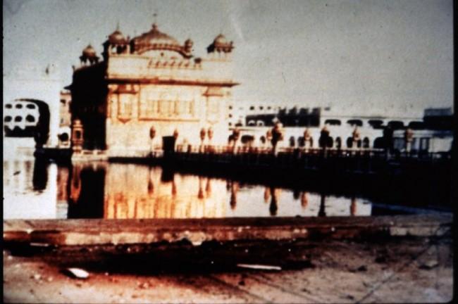 Darbar Sahib 1984